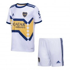 Boca Juniors Away Kit 2020 - Kids