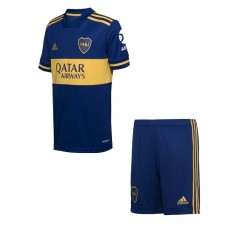 Boca Juniors Home Kit 2020 - Kids