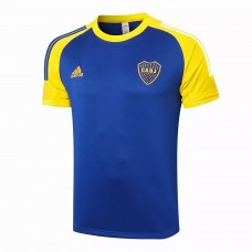 Boca Jrs football Training Row 2021