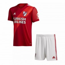River Plate Away Football Kids Kit 2020 2021