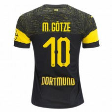 M. GOTZE BVB Away Shirt 2018-19