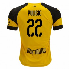 Pulisic BVB Home Shirt 2018-19