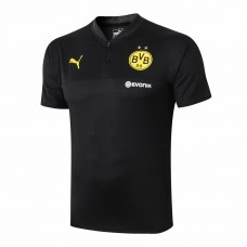 BVB Black Polo Shirt 2019 2020