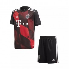 Bayern Munich Third football Kids Kit 2020 2021