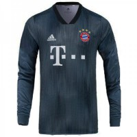 FC Bayern Long Sleeve Shirt Champions League 18/19