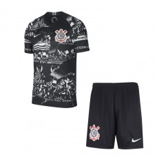 Corinthians 2019 2020 Third Kit - Kids