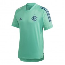 Adidas Flamengo 2020 Green Training Jersey