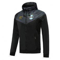 Gremio Authentic Woven Windrunner Black 2019