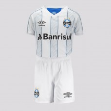 Umbro Grêmio Away 2020 Kids Football Kit