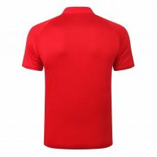 Adidas Internacional Red Polo Shirt 2020