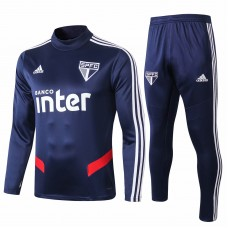 Sao Paulo Training Technical Soccer Tracksuit 2019-20