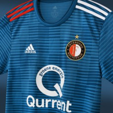 Feyenoord Away Shirt 2018-19