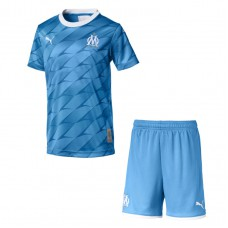 Olympique de Marseille Away Kit 2019/20 - Kids