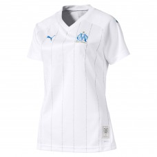 Olympique de Marseille Home Jersey 2019-20 - Women