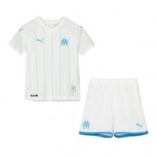 Olympique de Marseille Home Kit 2019/20 - Kids