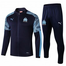 Olympique Marseille Presentation Soccer Tracksuit 2019-20