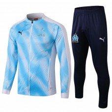 Olympique Marseille Soccer Presentation Tracksuit 2019