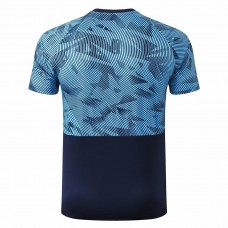 Olympique de Marseille Training Blue Jersey 2019-20