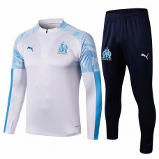 Olympique Marseille Training Technical Soccer Tracksuit 2019-20
