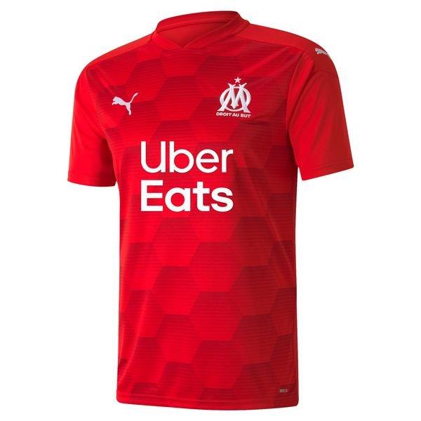 Olympique de Marseille Goalkeeper Jersey 2020 2021