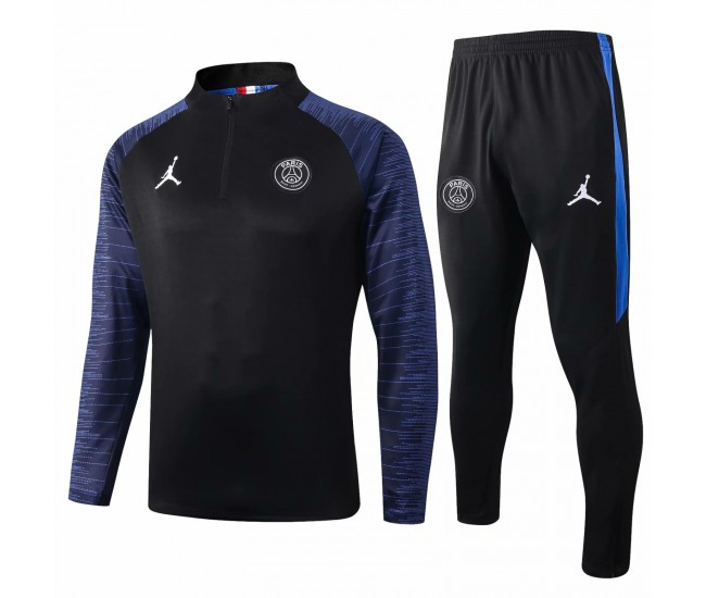 PSG Jordan Training Technical Soccer Tracksuit 2020