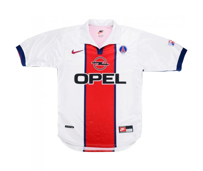 1998-99 Paris Saint-Germain Away Jersey