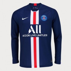 PSG Long Sleeve Home Shirt 19/20