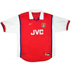 Arsenal Home Retro Jersey 1998-99