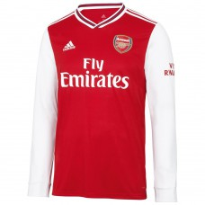 Arsenal 2019 Long Sleeved Home Shirt