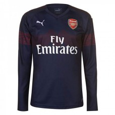 Arsenal Away Long Sleeve Jersey 2018/19