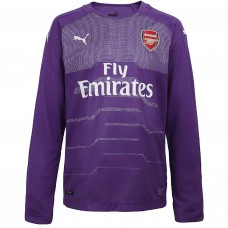 Arsenal Long Sleeve Goalkeeper Jersey 2018/19