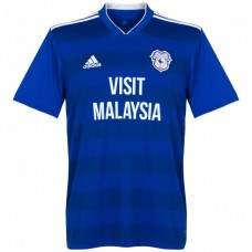 Cardiff City Home Jersey 18/19