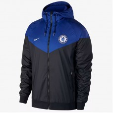 Chelsea Windrunner - Blue/Black