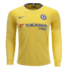 Chelsea Away Long Sleeve Shirt 2018-19