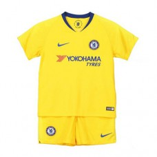 Chelsea Away Stadium Kit 2018-19 - Kids