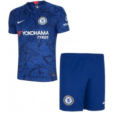 Chelsea Home Kit 2019/20 - Kids