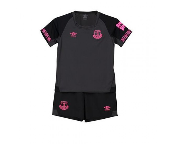 Everton Away Kit 2018-19 - Kids