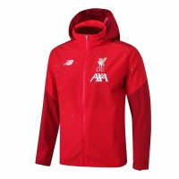 LFC Windrunner Red Jacket 2019 2020