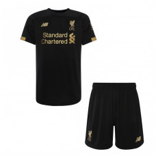 Liverpool Home Goalkeeper Kit 2019/20 - Kids