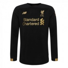 Liverpool Long Sleeve Home Goalkeeper Shirt 2019/20