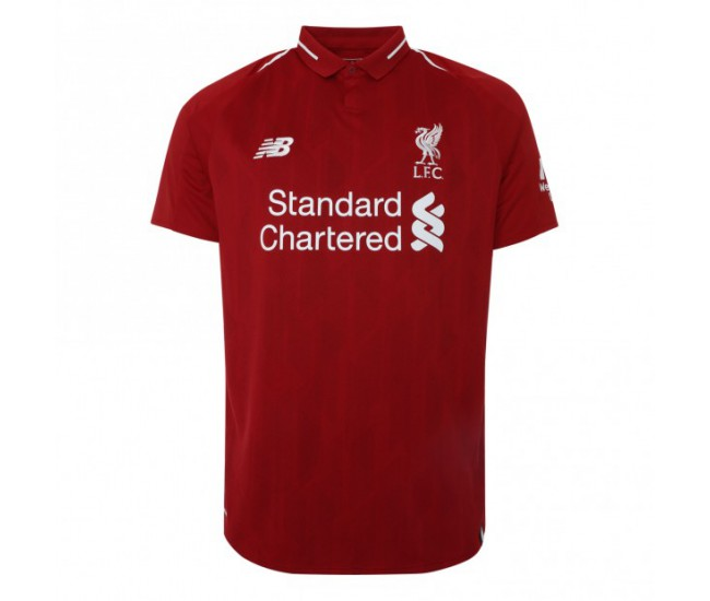 LIVERPOOL FC HOME JERSEY 18/19