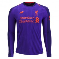LFC MENS LONG SLEEVE AWAY SHIRT 18/19