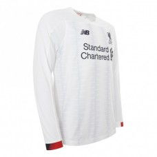 Liverpool Long Sleeve Away Shirt 2019/20