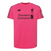 LFC Mens Goalkeeper Third Shirt 18/19