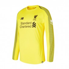 LFC Mens Goalkeeper Home Long Sleeve Shirt 18/19