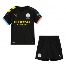 Manchester City Away Kit 2019-20 - Kids