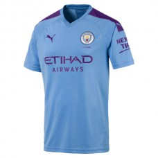 Manchester City Home Shirt 2019