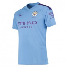 Manchester City Authentic Home Shirt 2019-20