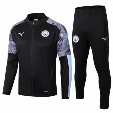 Manchester City FC Training Presentation Soccer Tracksuit 2019-20