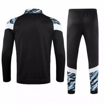 2021 Manchester City FC Pre Match Training Presentation Soccer Tracksuit